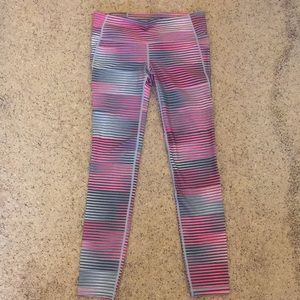 Gap fit pink workout pants size M